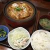 ときわ食堂 - 料理写真:かつ煮定食