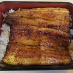 喜多浜 - 料理写真:うな重 3000円