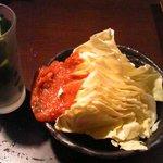 青とうがらし - 料理写真: