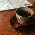 縁側カフェ - 縁側ブレンド・450円