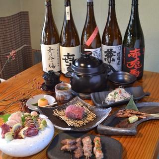 地元兵庫県産鶏を丸ごと堪能できるお料理がいっぱい