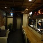 美酒美食 平田 - オーナーの平田さんは、神戸の〇〇ホテル、その他有名店で修行を積んでこられ、その頃、お客として来ていた料理の鉄人で有名な「道場六三郎」さんに料理を提供しその腕を認められたと言う・・・、凄い人
