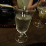 美酒美食 平田 - 「喜凱陣」 (よろこびがいじん)をまろやかにした感じ、       イケますね~ (≡^∇^≡)