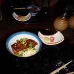 美酒美食 平田 - ◆ ご飯、鰻茶浸け