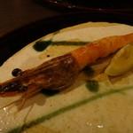 美酒美食 平田 - ・車エビは、ニューカレドニア産  天使のエビ