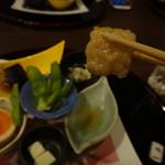 美酒美食 平田 - ハモの南蛮漬け、イイ食感