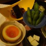 美酒美食 平田 - オーナーさんが丁寧に説明して下さいます。