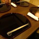 美酒美食 平田 - ◆ 一日に予約3組まで、料理はコース料理のみです。