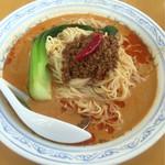 54687050 - 期間限定 冷やし坦々麺 ¥910 /2016年8月