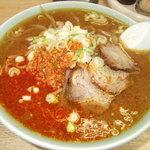 山田屋 - 味噌ジャージャー麺・700円