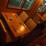 SHO-CHU BAR 高山 - テーブル