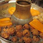タシデレ - ギャコック(チベット鍋3~5人前)