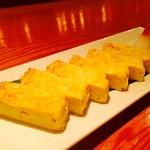 SHO-CHU BAR 高山 - 出汁巻き玉子