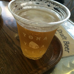 YONA YONA BEER GARDEN in ARK Hills - アークヒルズエール飲んじゃった。