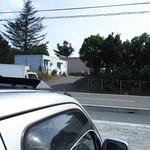 磯揚げ まる天 上里サービスエリア(上り線) - 一般道から出入りできる駐車場