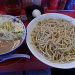 小十郎 - つけ麺:大盛り