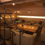 個室ダイニングBAR Mi:Lagro - 地下は全席ソファ席のVIP個室で貸し切りもOK!二次会やパーティーに。