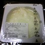 豆風花 - 料理写真:おぼろ豆腐