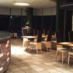 カフェレストラン クローチェ - 店内の写真