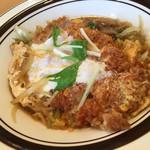 食べもの家 ろと - 料理写真:カツ煮定食