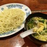 ラーメン平和 - つけ麺