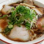 肉のサカタ チャーシュー しんちゃん - らーめん 大 ¥750