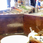 ラ・ピッコラ・ターヴォラ - 具材がいっぱい