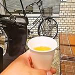 一番いちばん - お店から頂いた 冷たいお茶