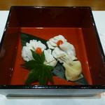 きたやま風凛 - 鱧のお寿司
