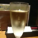 54706817 - 樽生スパークリングワイン ポールスター ビアホールの日価格:280円+税