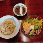 明記大陸食堂 - 冷麺セット