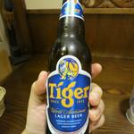 マレーチャン - タイガービール
