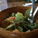 ピレネー - 地野菜のサラダ ピレネー風