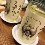 鶏飯 八事バード - こなき 純米 超辛口(千代むすび酒造/鳥取県) 700円