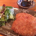 る・それいゆ - 牛肉コロッケ450円