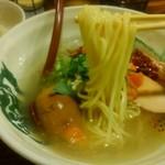 G麺7 - 麺は3号店のロ麺ズの麺との事でした。