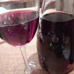 Luce - 赤ワインデキャンタ