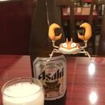 54714704 - 中華街ビールはクラブの好物らしい