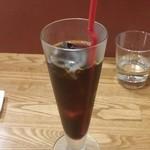 ビストロ K - アイスコーヒー