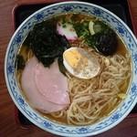 ふる田 - 中華そば650円
