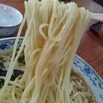 ふる田 - 麺リフト