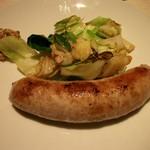 ラ・ロゼッタ - 豚ひき肉のサルシッチャ