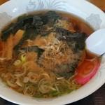 サーモン亭 - 鮭節ラーメン