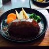 れすとらん 青柳 - 料理写真:和牛ハンバーグ