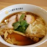 54721231 - わんたん入り醤油チャーシュー麺 1,400円