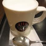 タリーズコーヒー - カプチーノ+エスプレッソ