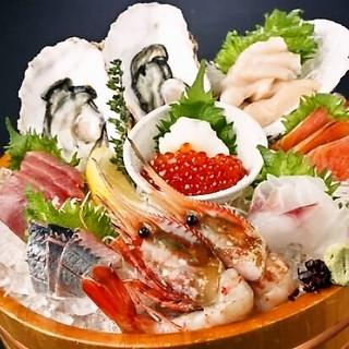 北海道物産東京立川ではランチ宴会にも対応しております
