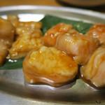 ひびの亭 - シマ腸