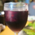 ひびの亭 - ワインに変更