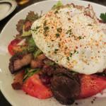 喃喃 - 砂肝サラダ